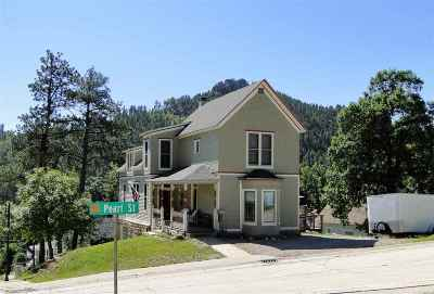 Deadwood SD Single Family Home For Sale: $325,000