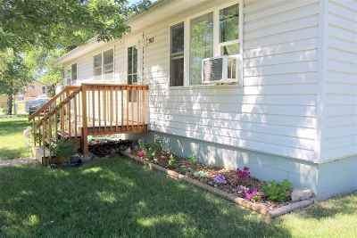 Sturgis SD Single Family Home For Sale: $129,900