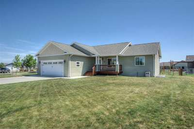 Spearfish SD Single Family Home Financing Contingency: $284,000