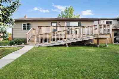 Sturgis Single Family Home For Sale: 1408 Blacktail