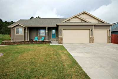 Sturgis Single Family Home Uc-Contingency-Take Bkups: 2349 Palisades Loop