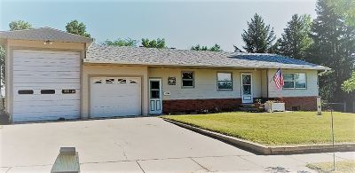 Spearfish Single Family Home For Sale: 1104 W Jackson