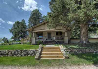 Custer Single Family Home Uc-Contingency-Take Bkups: 241 N 3rd Street