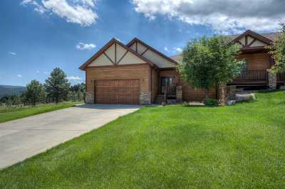 Sturgis Single Family Home For Sale: 12225 Stage Coach