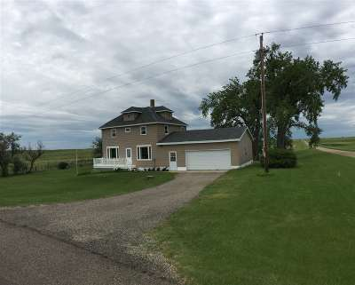 Eureka SD Single Family Home For Sale: $185,000