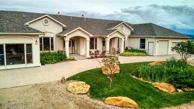 Whitewood Single Family Home For Sale: 20109 Sage Brush