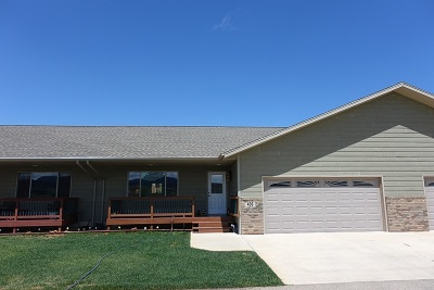 Spearfish Single Family Home Uc-Contingency-Take Bkups: 406 Tranquility