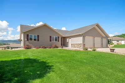 Spearfish Single Family Home For Sale: 2312 Blue Bell