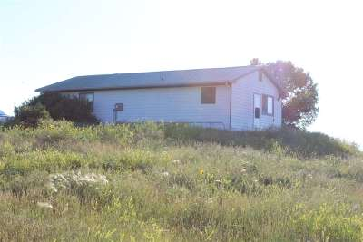 Belle Fourche Single Family Home Uc-Contingency-Take Bkups: 11678 Us Highway 212