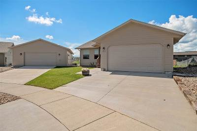 Spearfish Single Family Home For Sale: 1813 Rain Drop