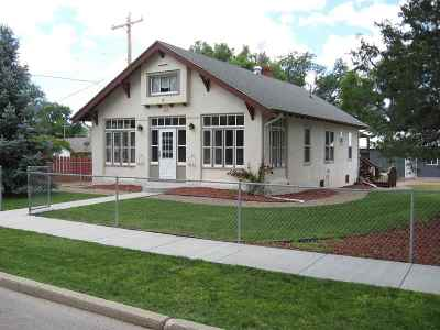 Hot Springs Single Family Home For Sale: 238 N 4th