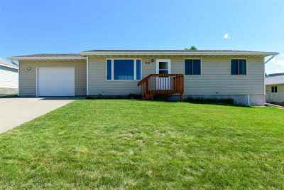 Sturgis SD Single Family Home For Sale: $199,000