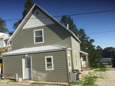 Deadwood, Lead Single Family Home For Sale: 16 W McClellan