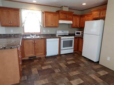 Rapid City SD Single Family Home For Sale: $69,500