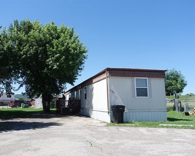 Spearfish Single Family Home Under Contract-Dont Show: 151 Valley