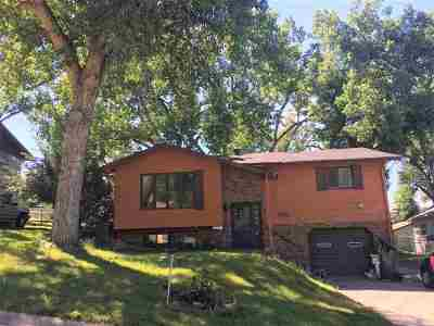 Sturgis SD Single Family Home For Sale: $140,000
