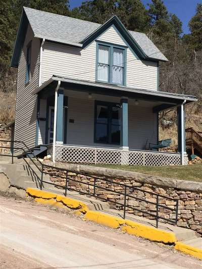 Deadwood Single Family Home For Sale: 43 Centennial
