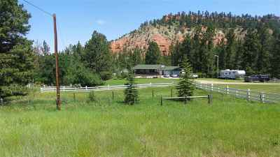 Hulett WY Single Family Home For Sale: $415,000