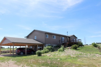 Hot Springs Single Family Home Sale Of Prop Contingency: 12090 Hart