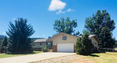 Sturgis Single Family Home Uc-Contingency-Take Bkups: 2013 Meadowlark Drive