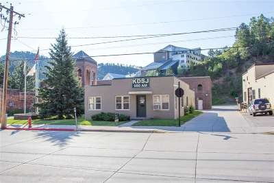 Deadwood, Lead Commercial For Sale: 745 Main