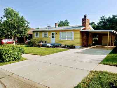 Pennington County Single Family Home Financing Contingency: 4819 Windsor