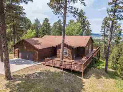 Spearfish Single Family Home For Sale: 2615 Maverick Court