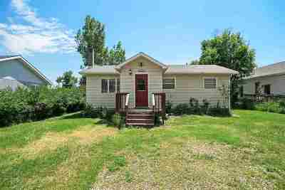 Sturgis SD Single Family Home Uc-Contingency-Take Bkups: $123,900