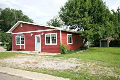 Sturgis SD Single Family Home For Sale: $164,900