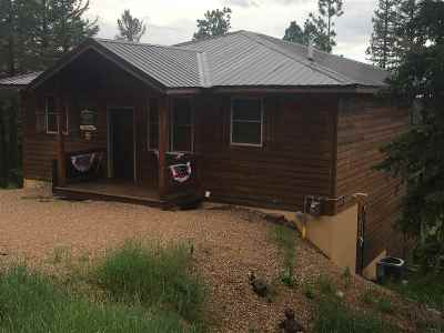 Deadwood, Lead Single Family Home For Sale: 21181 High Ridge Trail
