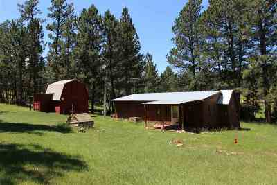 Single Family Home For Sale: 26738 Sd Hwy 89