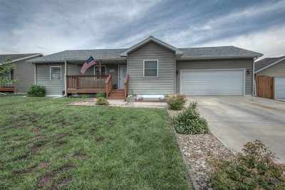 Spearfish Single Family Home Financing Contingency: 1820 Rain Drop