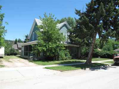 Sturgis Multi Family Home For Sale: 809 Douglas