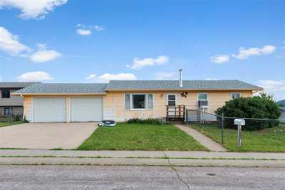 Sturgis SD Single Family Home For Sale: $139,900