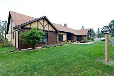 Rapid City Single Family Home Uc-Contingency-Take Bkups: 2931 Sandstone