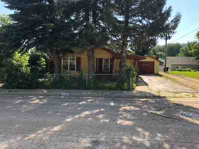 Sturgis SD Single Family Home For Sale: $95,000
