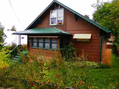 Deadwood, Lead Single Family Home For Sale: 310 Grand