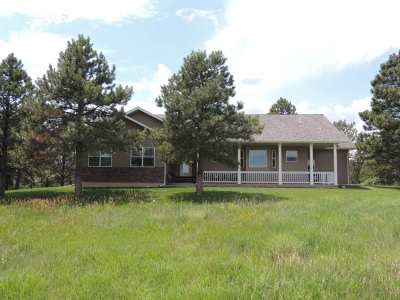 Hermosa Single Family Home Uc-Contingency-Take Bkups: 24647 Turkey Hollow Trail