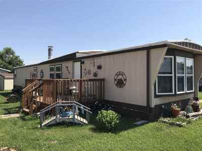 Spearfish Single Family Home For Sale: 1135 Crow Peak Lane