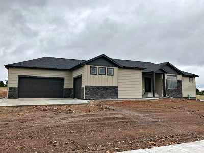 Rapid City Single Family Home For Sale: 6108 Grand Teton