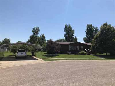 Spearfish Single Family Home Uc-Contingency-Take Bkups: 228 Harney Peak