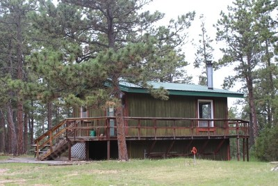 Hot Springs Single Family Home For Sale: 12017 Wolf