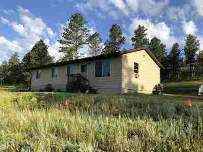 Custer Single Family Home Financing Contingency: 1087 Homestead