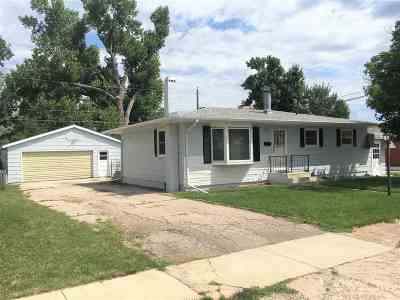 Sturgis SD Single Family Home Uc-Contingency-Take Bkups: $159,000
