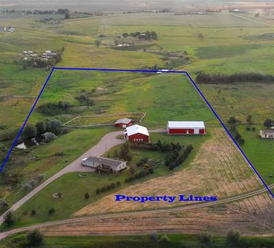 Sturgis Single Family Home For Sale: 20025 Hwy 79