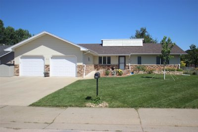 Spearfish Single Family Home Uc-Contingency-Take Bkups: 310 Polley