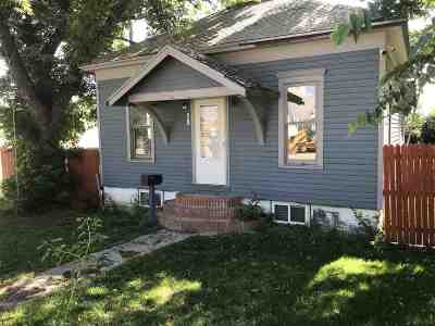 Belle Fourche SD Single Family Home For Sale: $67,000