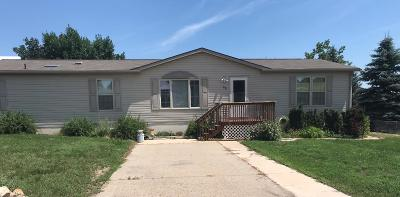 Belle Fourche Single Family Home For Sale: 39 North 9th