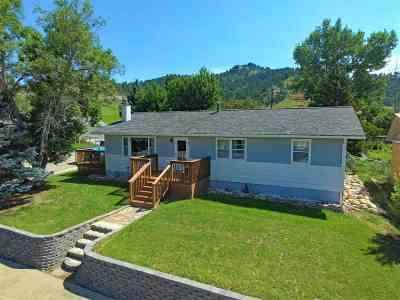 Spearfish Single Family Home For Sale: 816 N 13th Street