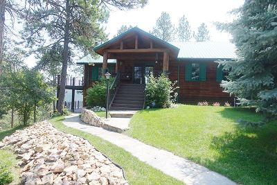 Spearfish Single Family Home For Sale: 396 Rim Rock